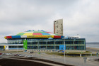 Russia's largest indoor water park opens in Novosibirsk