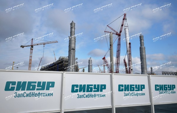 Petrochemical plant construction in Tobolsk | Sputnik Images media