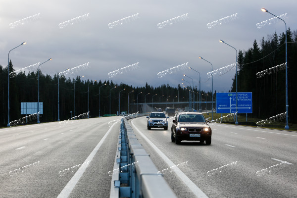 Section of Scandinavia highway opened in St. Petersburg