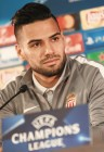Football. Champions League. News conference of Monaco FC