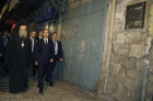 Russian Prime Minister Dmitry Medvedev's official visit to Israel