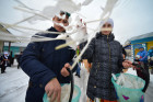 Festival of Goose Feather in Tatarstan