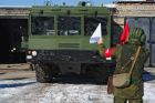 Missile and artillery units of the fifth army of Eastern Military District exercise in Primorski Krai