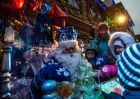 Father Frost celebrates birthday at his Moscow estate