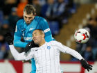 Russian Football Premier League. Zenit vs. Krylia Sovetov