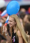 Holiday concert devoted to Russia Day on Red Square