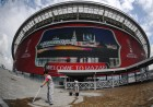 Preparations for 2017 Confederations Cup in Kazan