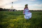 Solstice ethnic cultures festival in Omsk Region
