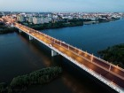 Russian cities. Omsk