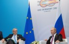 President Vladimir Putin attends G20 summit in Hamburg