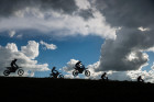 Round 2 of Siberian Federal District's motocross championship