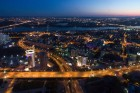 Russian cities. Novosibirsk