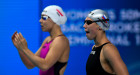 2017 FINA World Aquatics Championships. Swimming. Day four