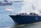 Navy Day celebrations in Russian cities