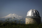Russian Academy of Sciences solar observatory in Karachay-Circassia