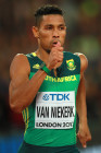 2017 IAAF World Championships in London. Day five