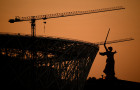Building the Volgograd Arena stadium