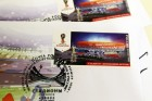 Ceremony to cancel postage stamp ahead of 2018 FIFA World Cup in Saransk