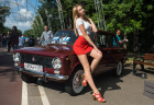 Seventh Retrofest festival of old and classic cars