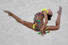 Rhythmic Gymnastics. World Championships. Day Two
