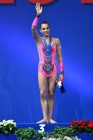 Rhythmic gymnastics. World championships. Day three