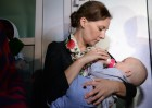 Russian children saved from Iraq arrive in Grozny