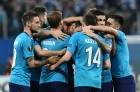 Football. Europa League. Zenit vs. Real Sociedad