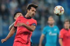 Football. Europa League. Zenit vs Real Sociedad
