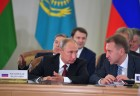 President Vladimir Putin attends meeting of CIS Council of Heads of State