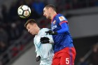 Football. Russian Premier League. CSKA vs. Zenit