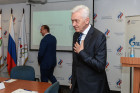 Meeting of the Russian Olympic Committee's executive committee