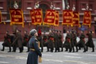March marking 76th anniversary of November 7, 1941 military parade