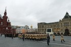 March marking 76th anniversary of November 7, 1941, military parade