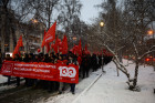 Celebrating 100th anniversary of October Socialist Revolution