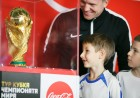2018 FIFA World Cup top award is presented in Volgograd