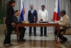 Russian Prime Minister Dmitry Medvedev takes part in ASEAN Summit in Manilaю Вфн ецщ