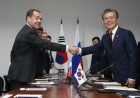 Russian PM Dmitry Medvedev attends East Asia Summit