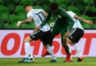 Football. Friendly match between Argentina and Nigeria