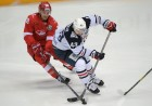 Ice hockey. KHL. Spartak vs. Metallurg