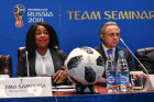 Seminar for 2018 FIFA World Cup teams' coaches
