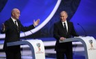 President Putin takes part in 2018 FIFA World Cup Final Draw