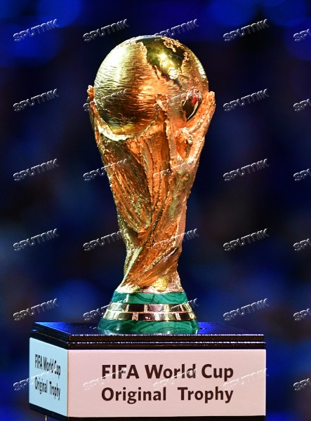 2018 Fifa World Cup Final Draw Sputnik Images Media Library