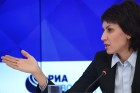 Roundtable meeting on Russia's participation in Olympic Games