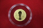 Presentation of 2018 FIFA World Cup commemorative coins