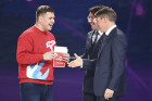Volunteer of Russia 2017 award ceremony