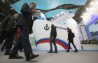 The 11th international forum and exhibition Transport of Russia