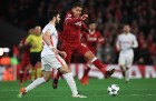 Football. UEFA Champions League. Liverpool vs. Spartak