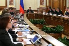 Prime Minister Medvedev chairs Government meeting