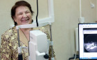 Bionic eye implanted to patient at Russian Otolaryngology research clinic