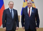 President Putin presents state awards to Rostec Corporation employees